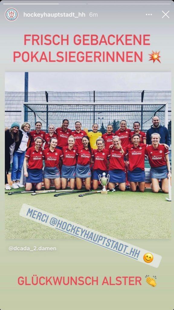 Pokalfinale Damen 2021
